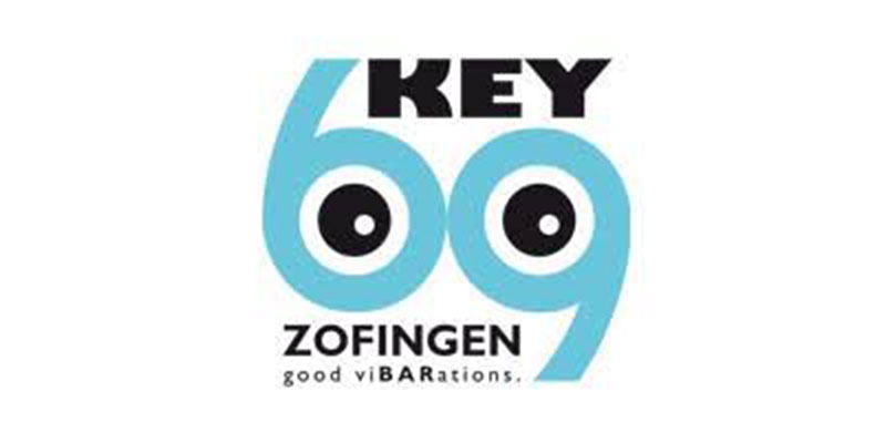 Logo Key69 Bar Zofingen