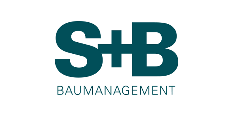 Logo S+B Baumanagement